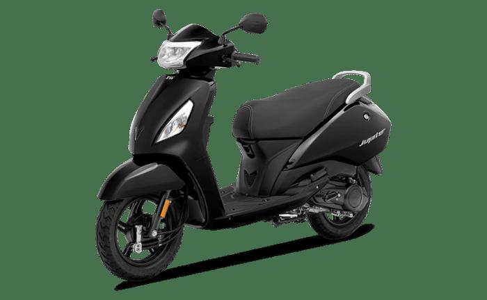 TVS Jupiter Price, Mileage, Review - TVS Bikes