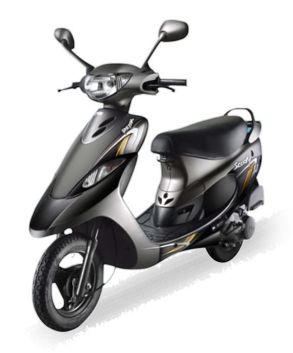 Image result for scooty pep plus Frosted Black