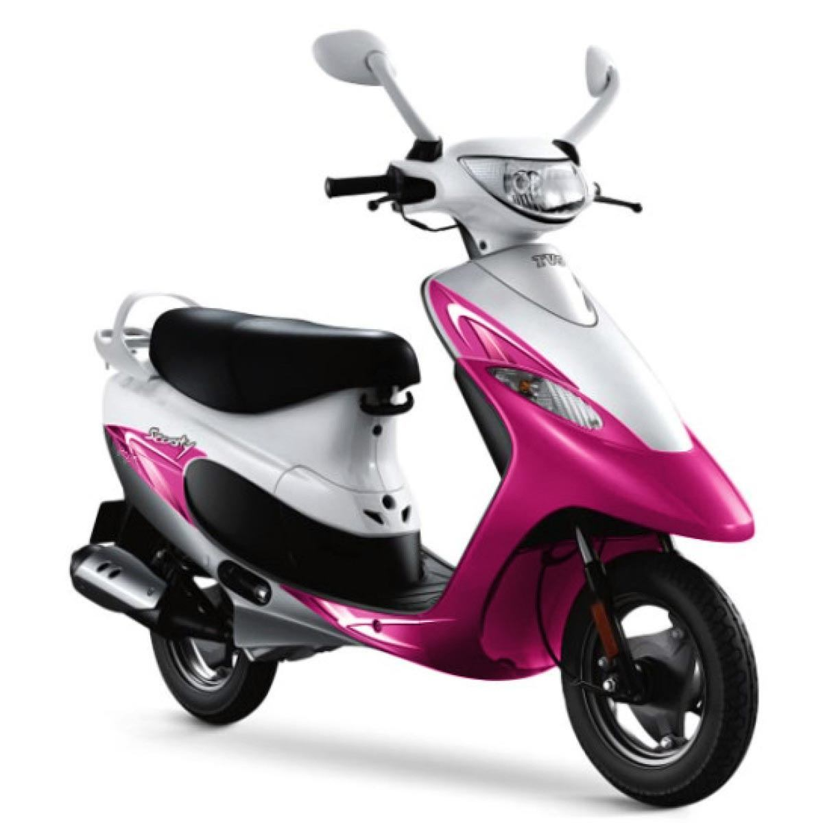 Image result for scooty pep plus Princess Pink