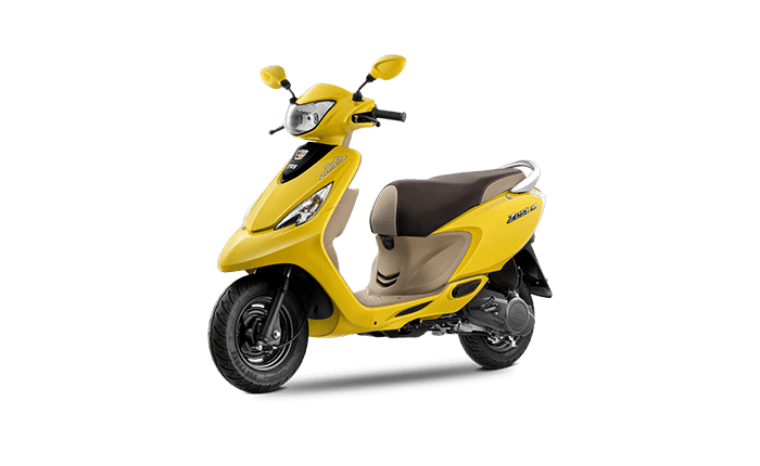TVS Scooty Zest 110 Price, Mileage, Review - TVS Bikes
