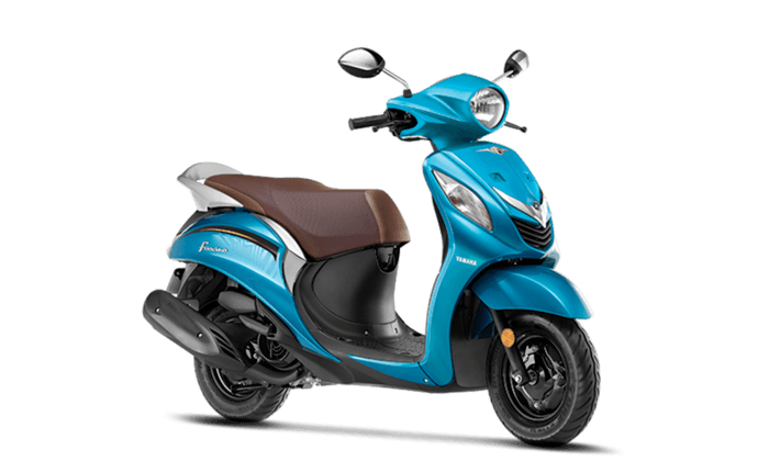 Yamaha Fascino Price Mileage Review Yamaha Bikes