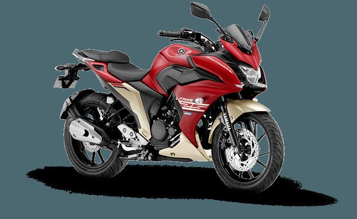 Yamaha Fazer 25 Price, Mileage, Review - Yamaha Bikes Yamaha Fazer 150cc Red