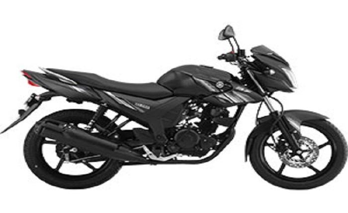 Yamaha Sz Rr V20 Beast Black