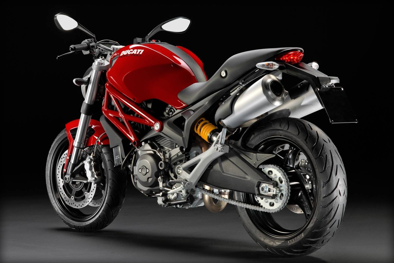 Ducati Monster  Mileage