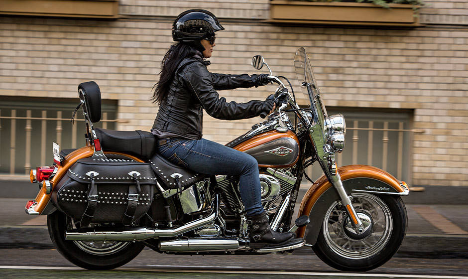 Harley Davidson Heritage Softail Classic Price Gst Rates