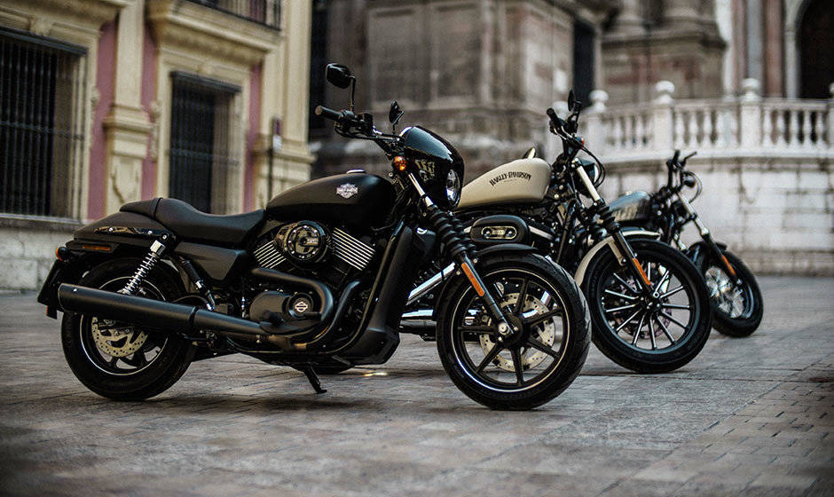 Harley Davidson Photos 1