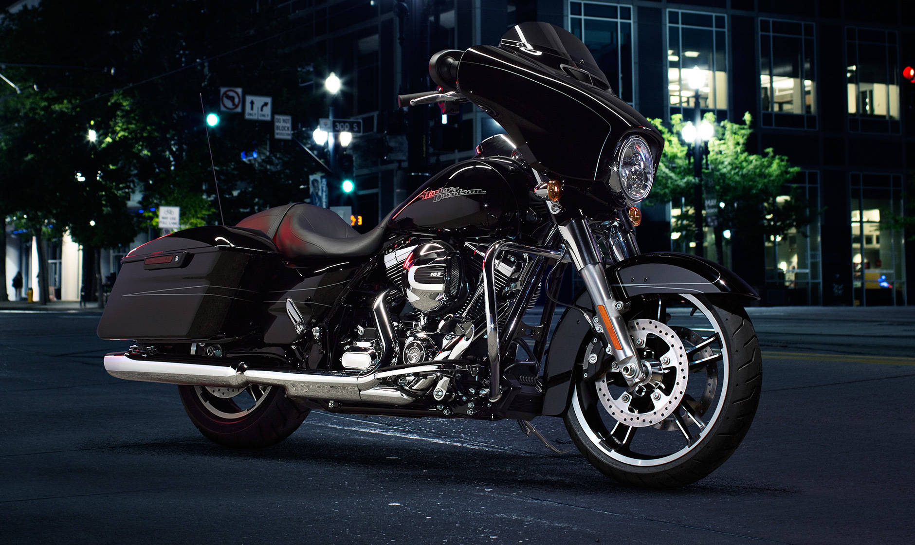 Harley Davidson Street Glide Special Price Mileage