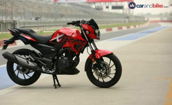 Hero Xtreme 200r Price Mileage Review Hero Bikes