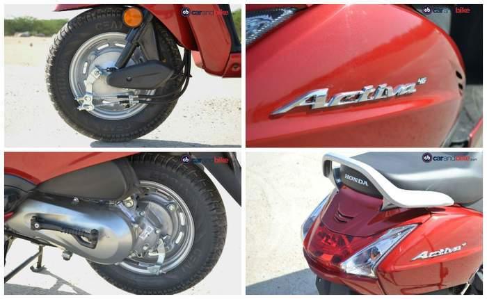 Honda Activa 4g Price Mileage Review Honda Bikes