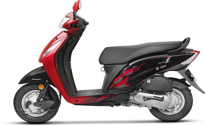 Honda Activa I Price Mileage Review Honda Bikes