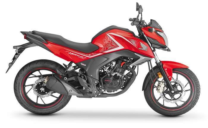 Honda Cb Hornet 160r Price Mileage Review Honda Bikes