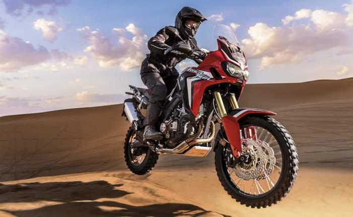 Honda Africa Twin Price, Mileage, Review - Honda Bikes