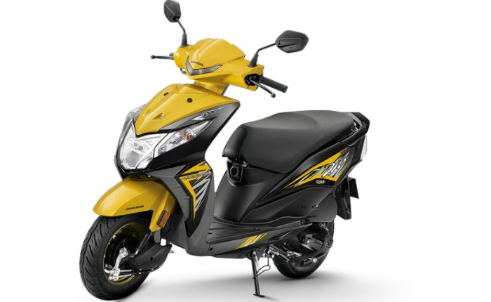 Dio 2018 Model >> Honda Dio Price Mileage Review Honda Bikes