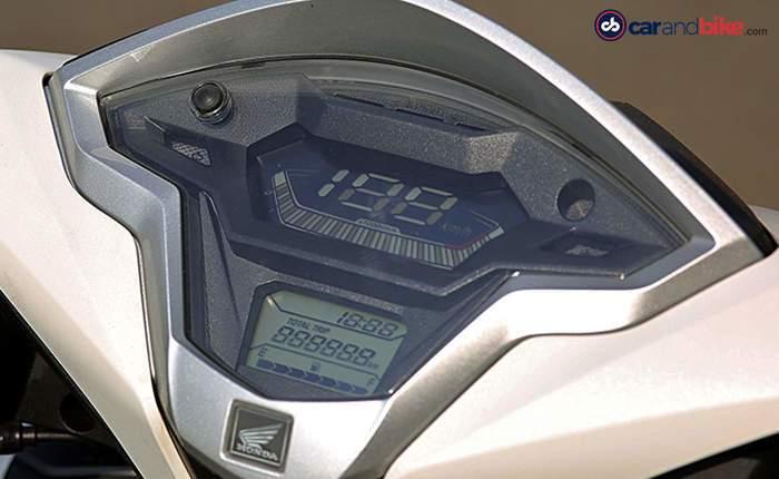 Honda Grazia Price Mileage Review Honda Bikes