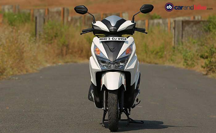 Honda Grazia Price Mileage Review Honda Bikes