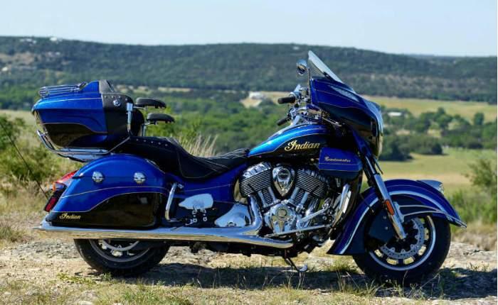 Indian Roadmaster Elite Price, Mileage, Review - Indian Bikes