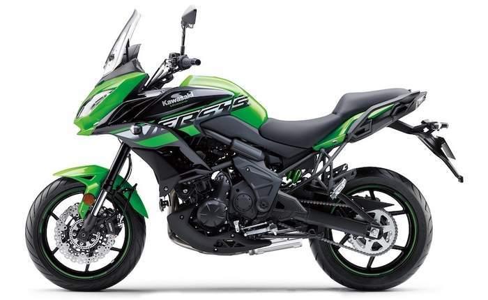Kawasaki Versys 650 Price, Mileage, Review - Kawasaki Bikes