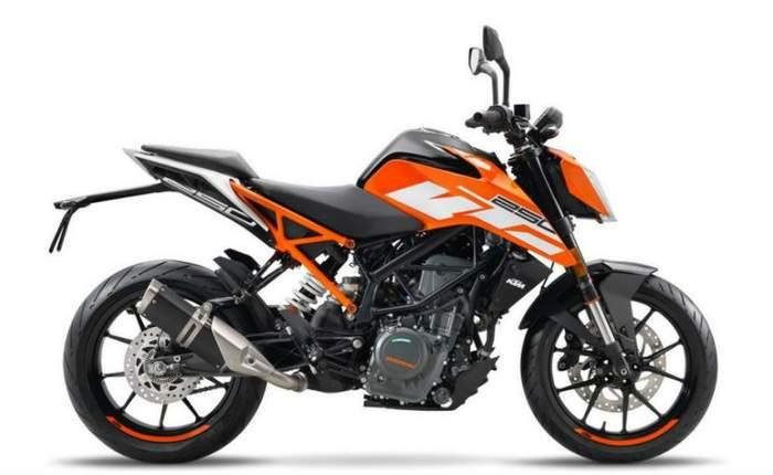 Ktm Duke On Road Price