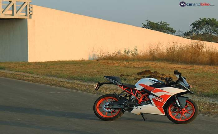 ktm rc 200 price (gst rates), ktm rc 200 mileage, review - ktm bikes