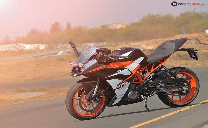 KTM Duke 890... Ducati India Price