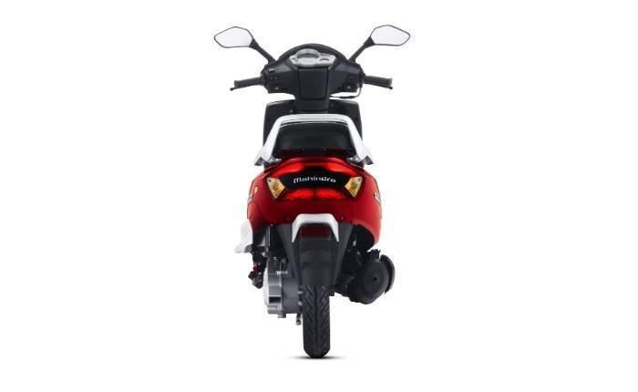 Mahindra Gusto Price, Mileage, Review - Mahindra Bikes