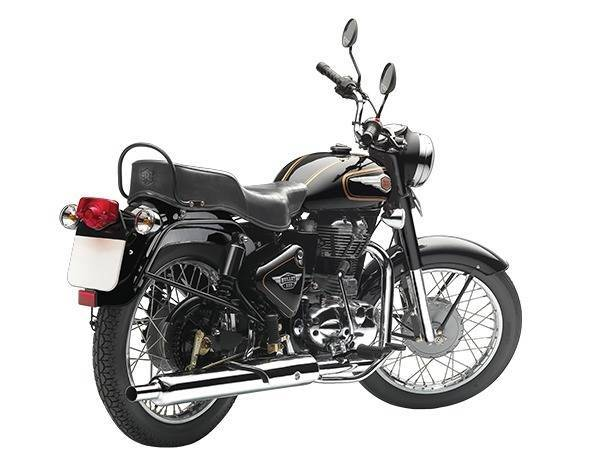 Royal Enfield Bullet 350 Photos