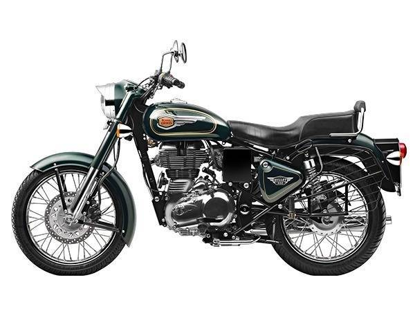 Royal Enfield Bullet 500 Photos