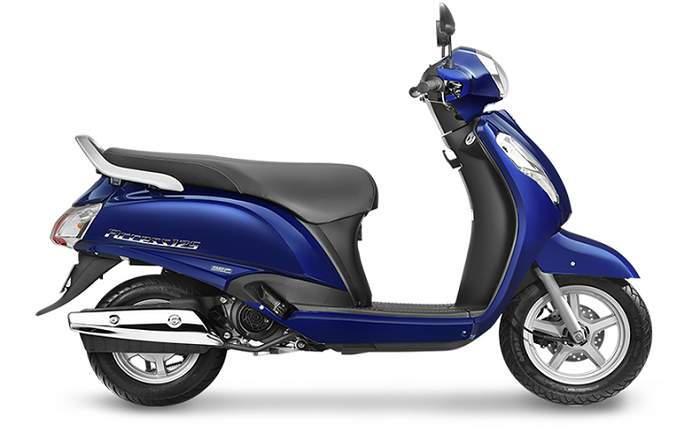 Suzuki Access 125 Price, Mileage, Review - Suzuki Bikes