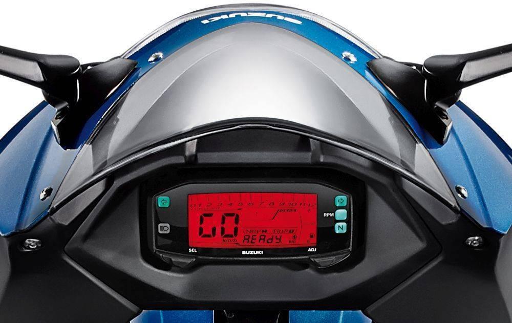 Suzuki Gixxer SF Price (GST Rates), Suzuki Gixxer SF Mileage, Review - Suzuki Bikes