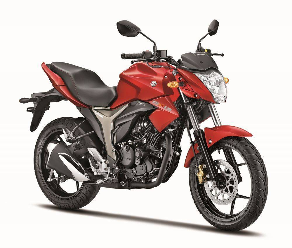 Top 5 150cc 160cc motorcycles in the country indian cars bikes - Candy Antares Red