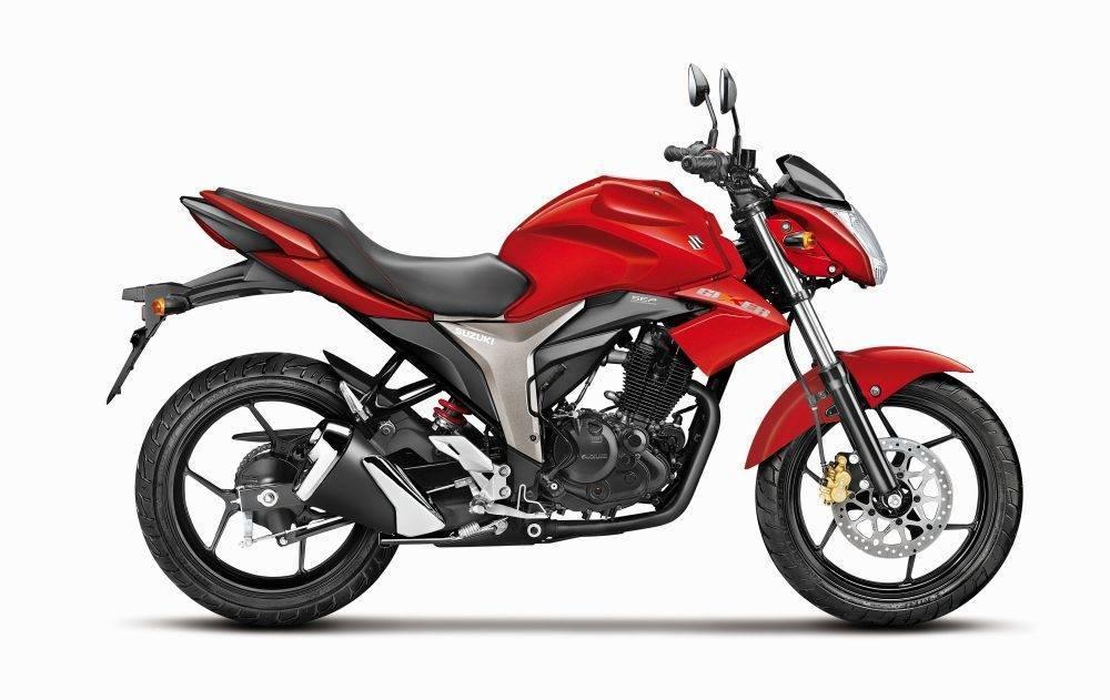 Suzuki Gixxer Price Mileage Review Suzuki Bikes