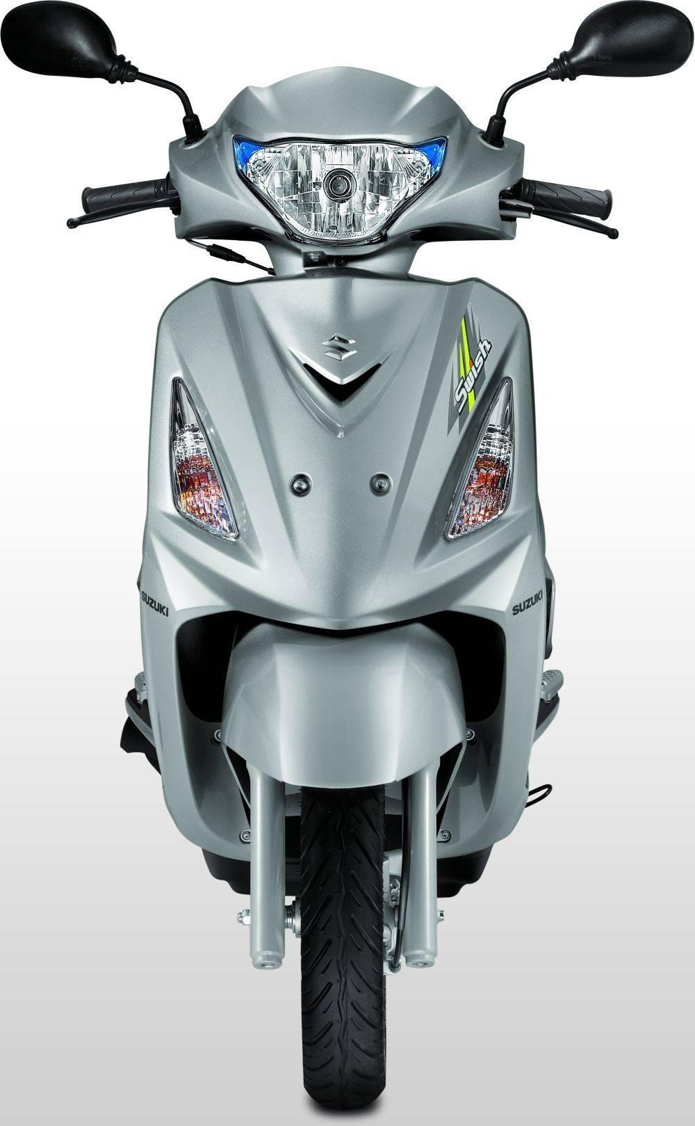 Suzuki Swish 125 Price, Mileage, Review - Suzuki Bikes