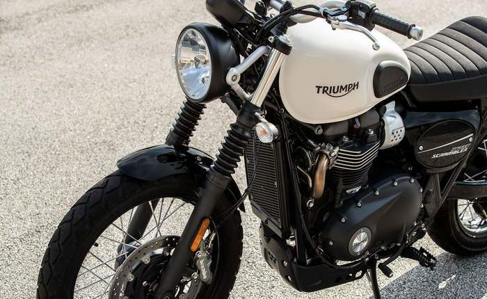 Triumph Street Scrambler Price Mileage Review Triumph Bikes