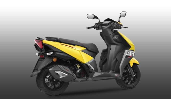 TVS Ntorq 125 Price, Mileage, Review - TVS Bikes