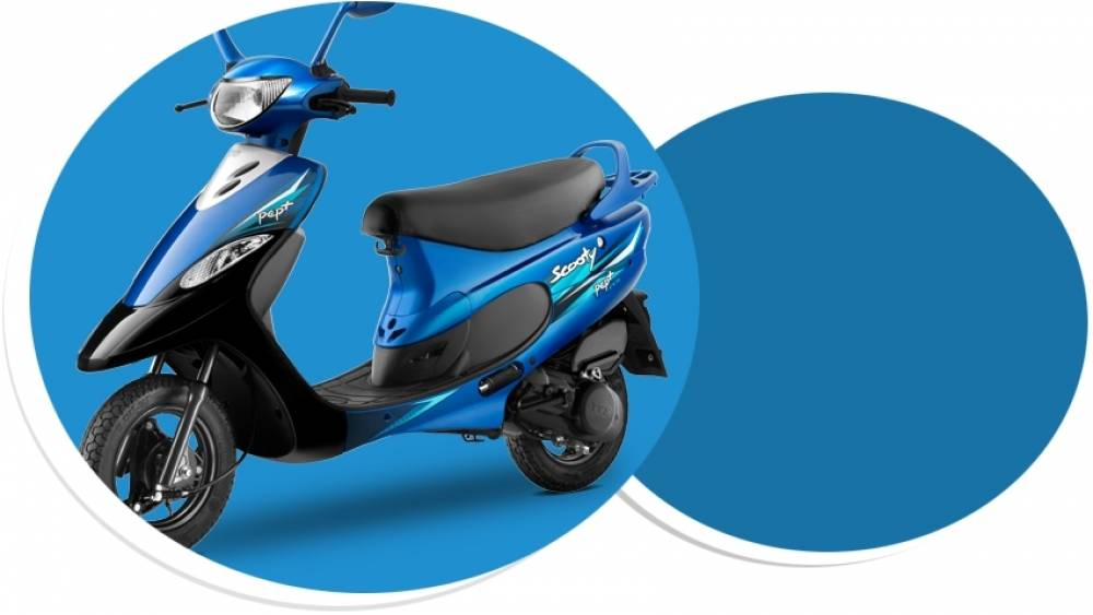 Tvs Scooty Pep Plus Price Mileage Review Tvs Bikes