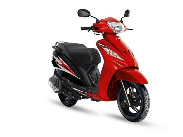TVS Wego Price, Mileage, Review - TVS Bikes