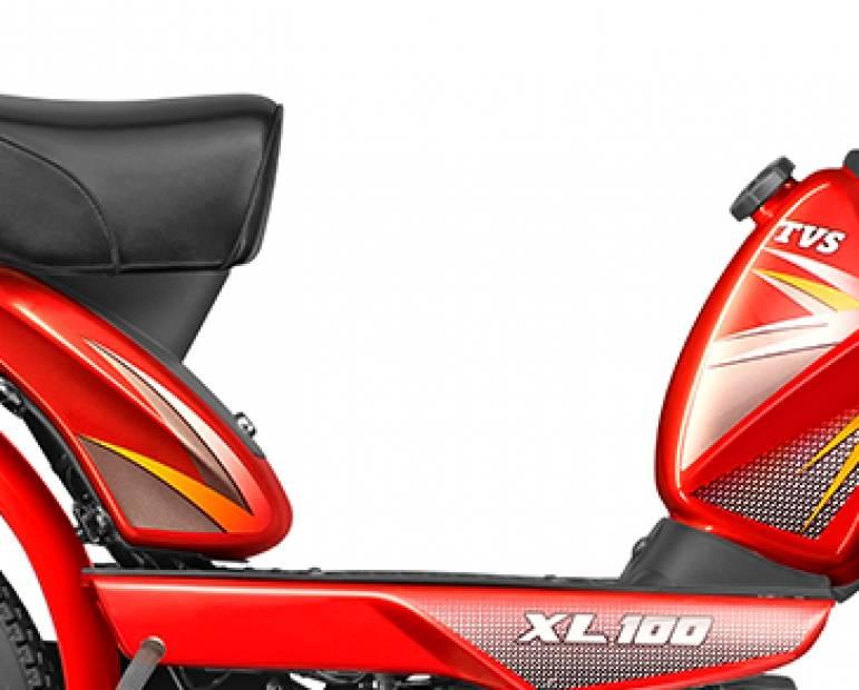 Tvs Xl 100 Price In Kolkata Get On Road Price Of Tvs Xl 100