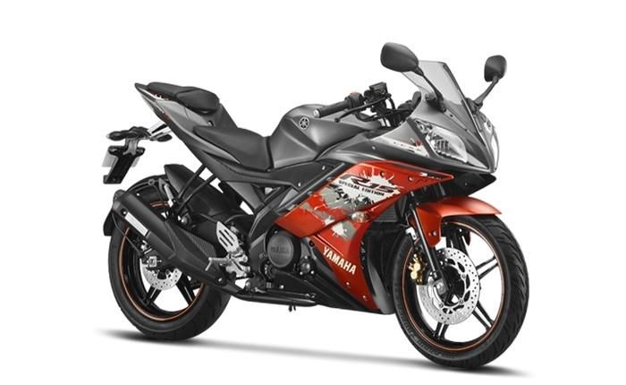 Yamaha YZF R15 V2 0 Price, Mileage, Review - Yamaha Bikes