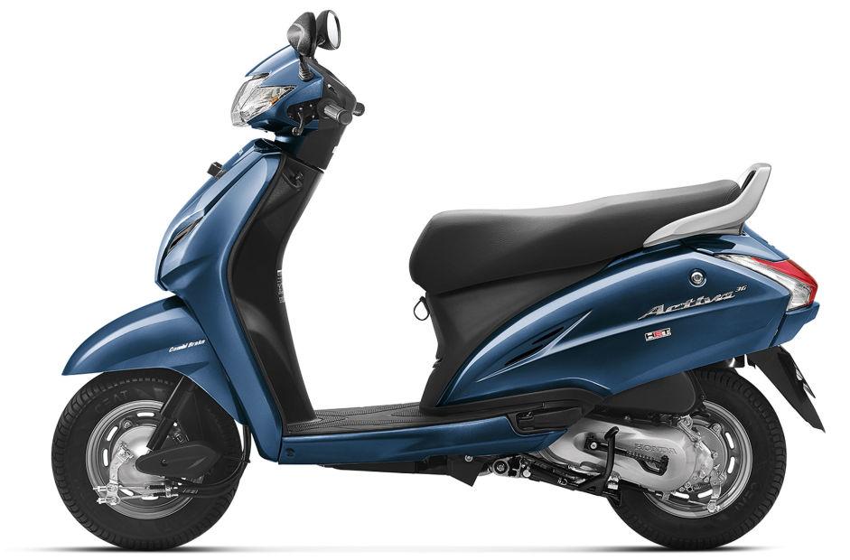 Honda Activa 3G Price, Mileage, Review - Honda Bikes