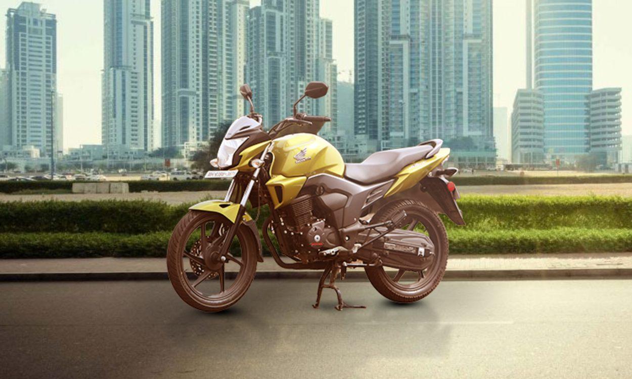 honda launch new 150cc bike called Honda CB Trigger in