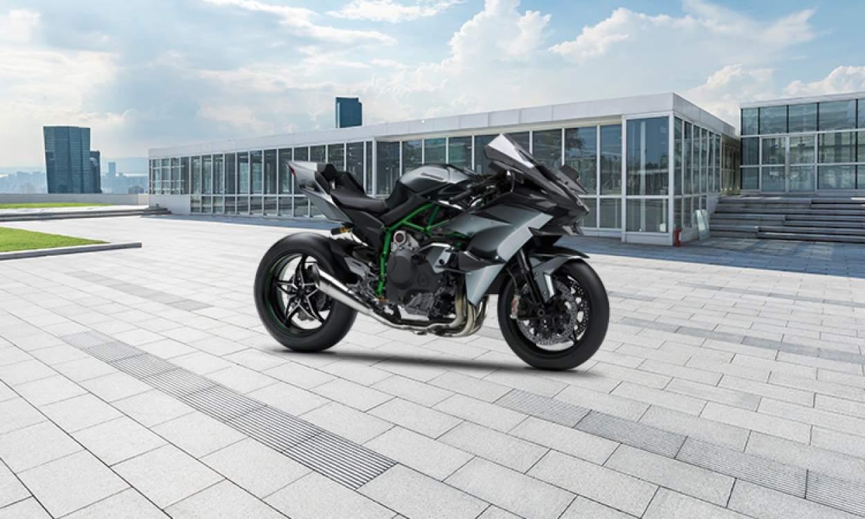 Kawasaki Ninja H2r >> Kawasaki Ninja H2r