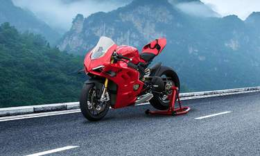 India S First Ducati Panigale V4 Speciale Arrives Priced At Rs