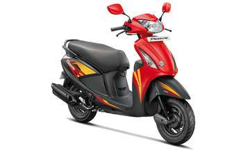 Hero Flash Electric Scooter Launched In India At Rs  19,990