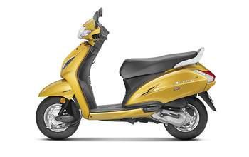 Honda Activa 5G Images