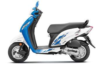 Honda Dio 2016 Model Launched With New Style Updates