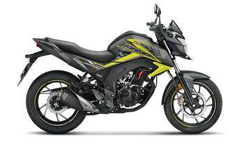 Honda Cb-hornet-160r is gaining popularity. Find all the details here.