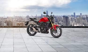 Honda CB300R Images