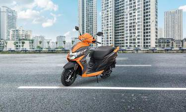 Honda Dio 2016 Model Launched With New Style Updates Prices Start