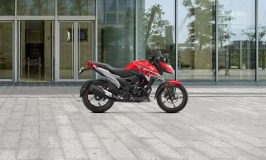 Commuter Honda X Blade Commuter Bike