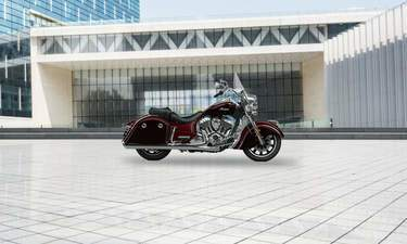 Indian Springfield Price Mileage Review Indian Bikes